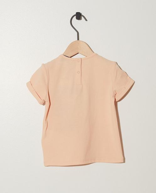 T-shirts - light beige -
