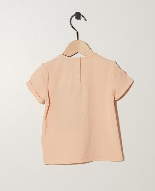 T-shirts - light beige -