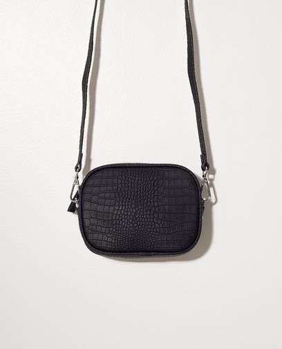 Schwarze Tasche Pieces