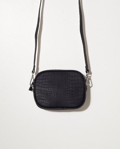 Zwarte tas Pieces
