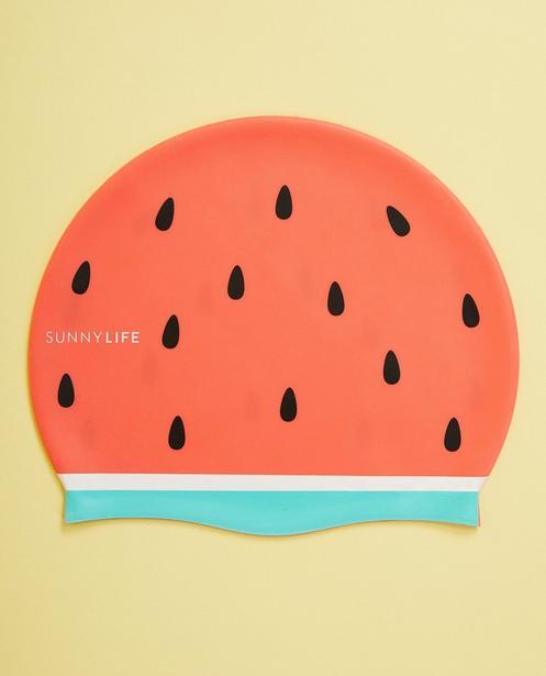 Bonnet de natation Sunnykids - rouge, pastèque - suli