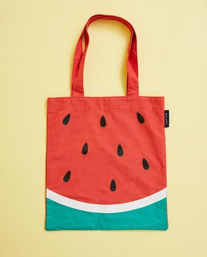 Tasche mit Wassermelonen-Print Sunnylife