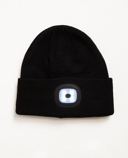 Mütze mit Lampe