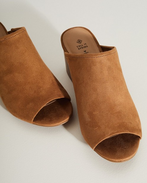 Chaussures - bright brown -