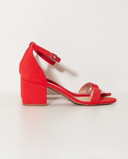 Sandales en similicuir