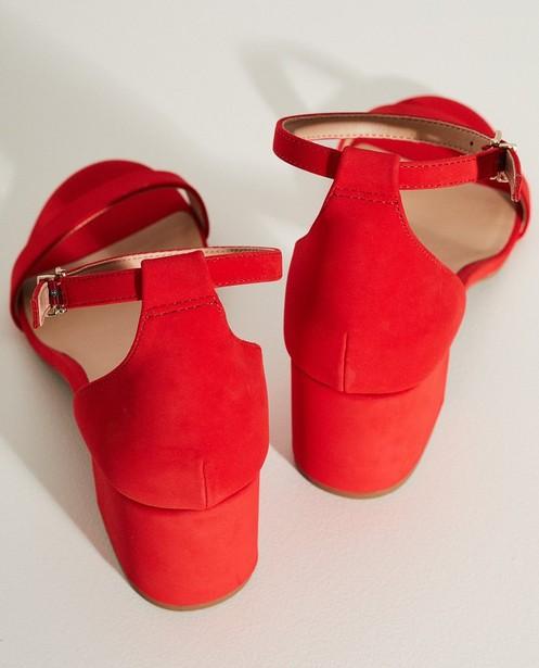 Chaussures - plum - Sandales en similicuir