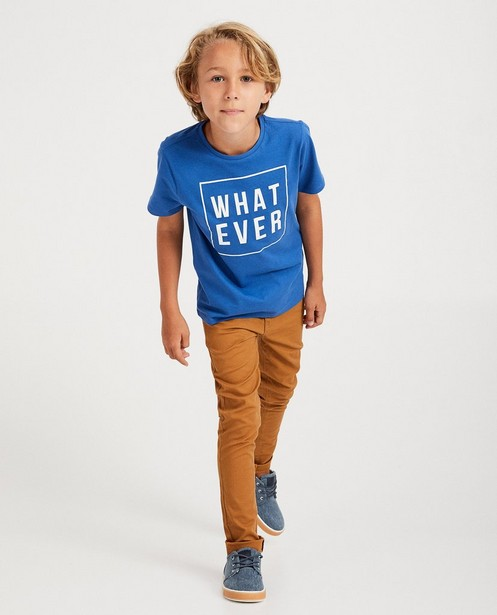 Skinny bleu JOEY, BESTies - différents coloris - Besties