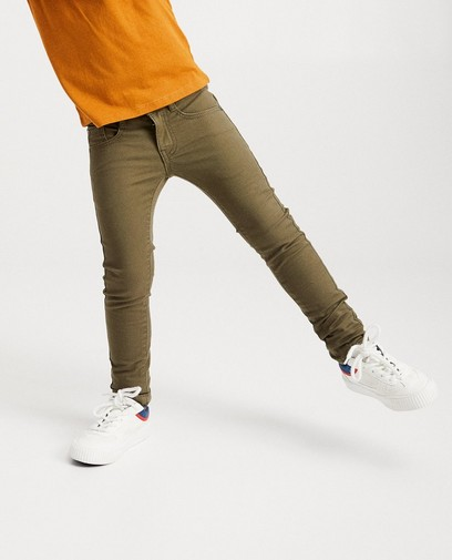 Skinny kaki BESTies - JOEY