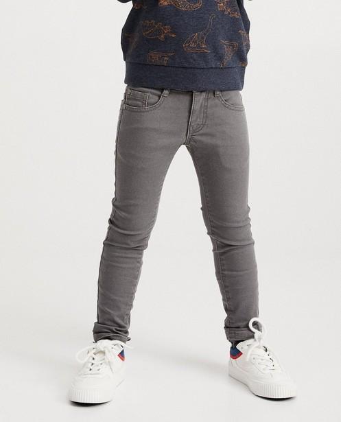 Pantalons - dark grey - Skinny gris BESTies - JOEY