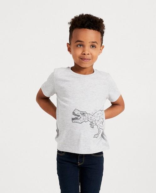 T-shirts - T-shirt gris BESTies