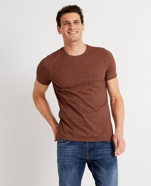 T-shirts - terracotta -