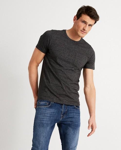 T-shirts - black - T-shirt rayé