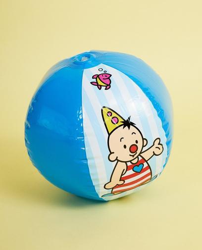 Blauer Strandball Bumba
