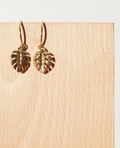 Boucles d'oreilles dorées Pieces