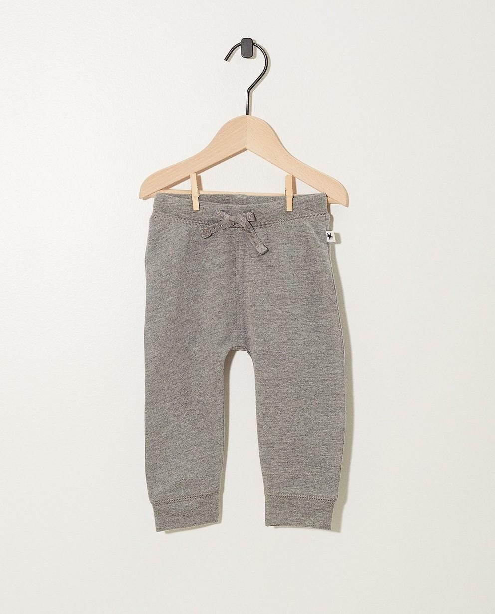 Pantalon de jogging blanc - molletonné - JBC