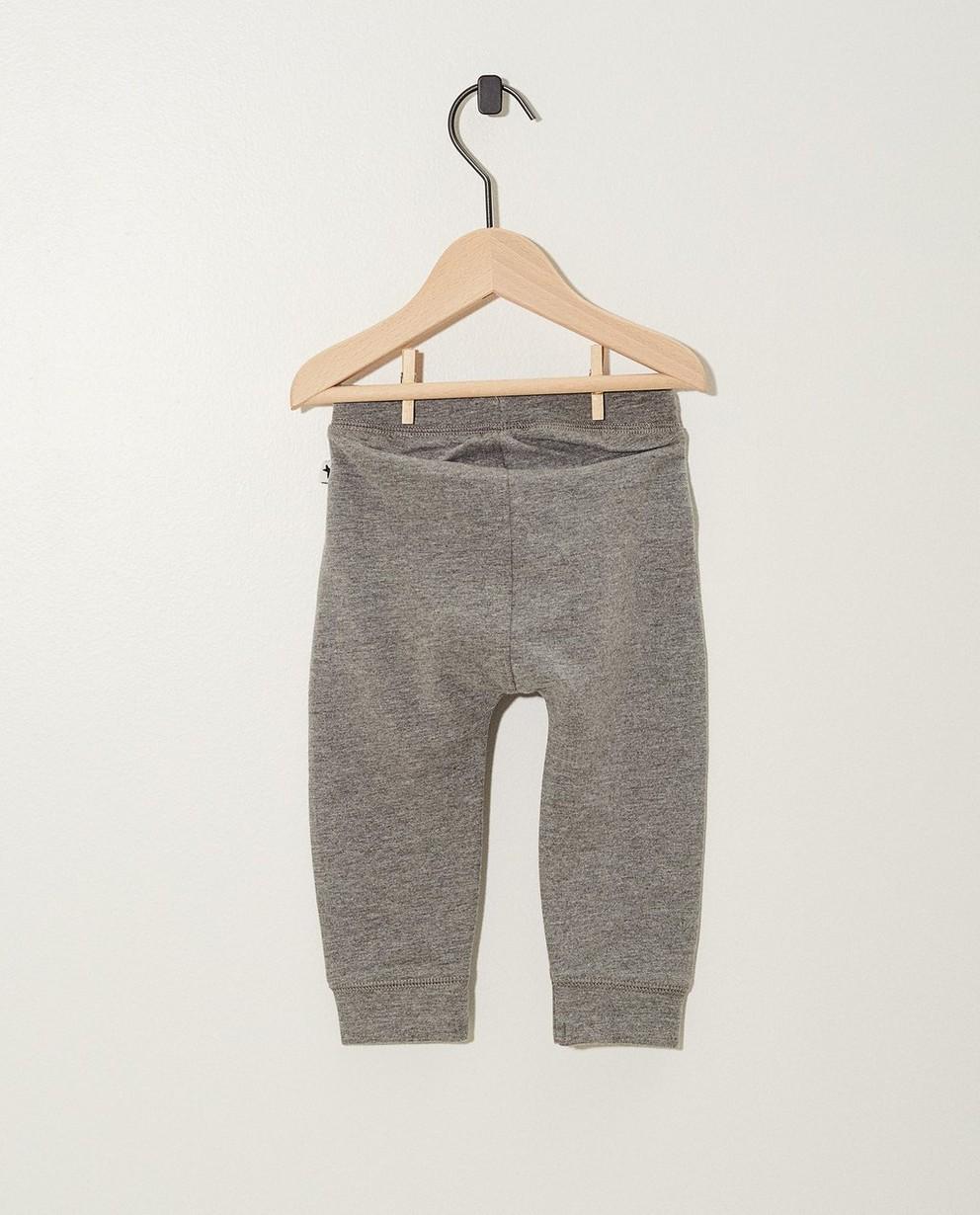 Pantalons - AO1 - Roze joggingsbroek van biokatoen