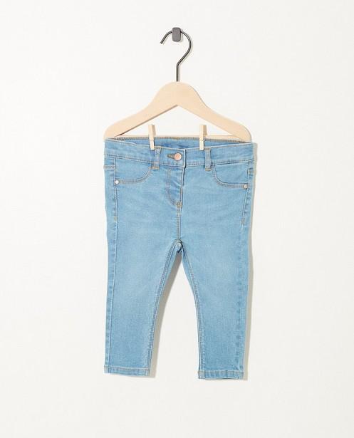 Jeans bleu avec du stretch - en 2 couleurs - JBC