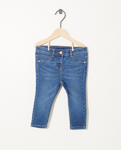 Blaue Jeans mit Stretch - in 2 Farben - JBC