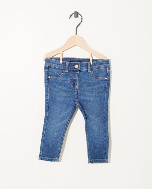 Blauwe jeans met stretch - in 2 kleuren - JBC