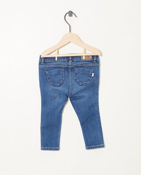 Jeans - Blaue Jeans mit Stretch
