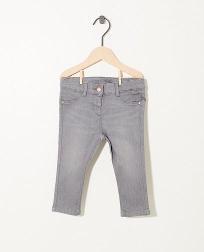 Jeans gris avec du stretch