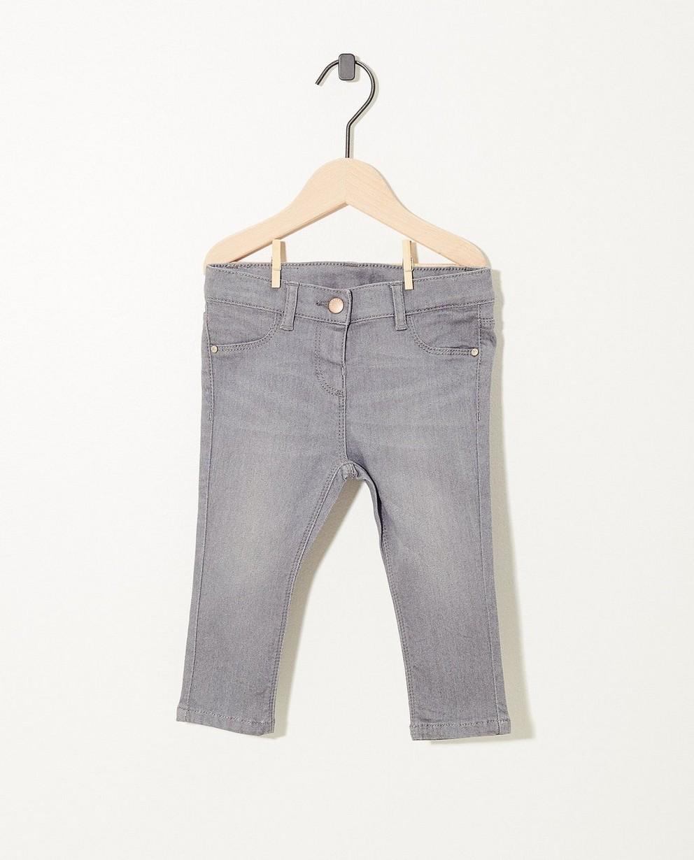 Jeans gris avec du stretch - fundamentals - JBC