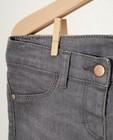 Jeans - Grijze jeans met stretch