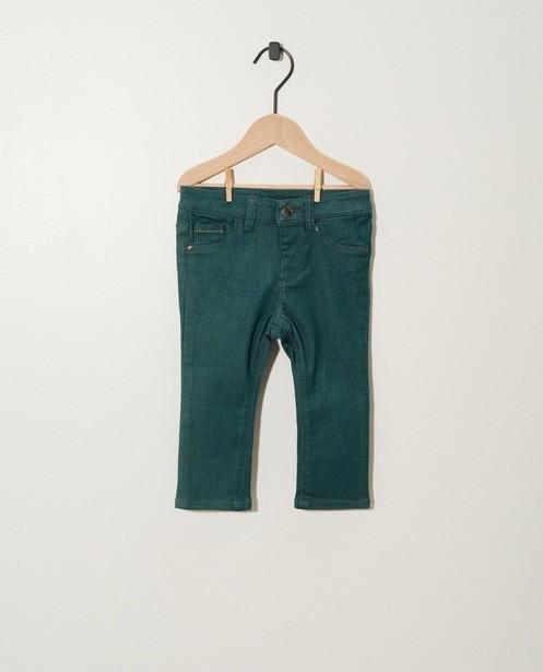 Zwarte broek met stretch - null - JBC