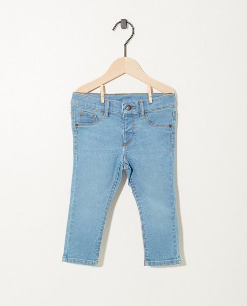 Pantalon bleu - avec du stretch - JBC