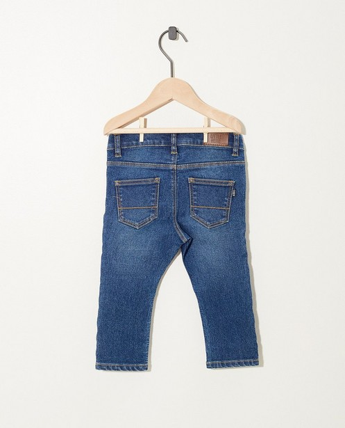 Jeans - light turquise -