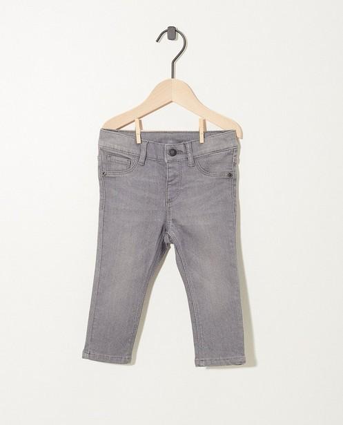 Pantalon gris - avec du stretch - JBC