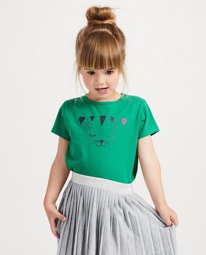 T-shirt vert BESTies