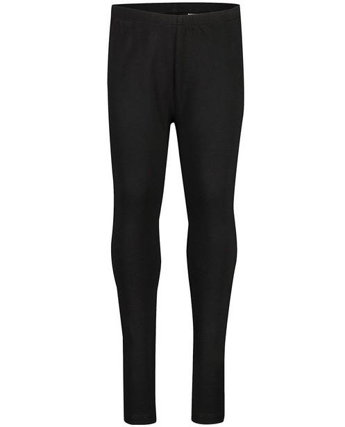 Zwarte legging van biokatoen - In zwart - JBC