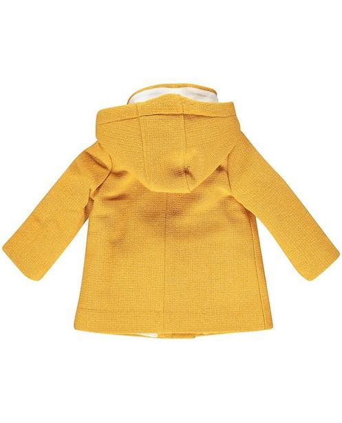 Manteaux d'hiver - geel oker -
