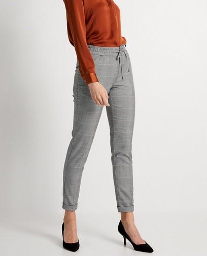Pantalon carreaux prince-de-Galles