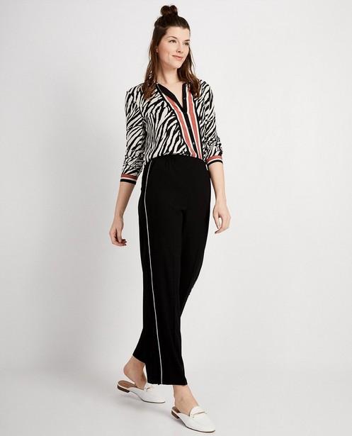 Pantalon noir souple - noir - JBC