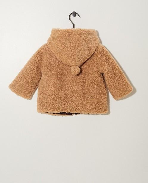 Teddys - brown - Veste en teddy