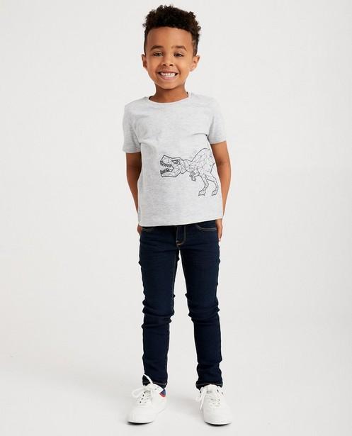 Slim jeans Simon - BESTies, 2-7 - dry denim - Besties