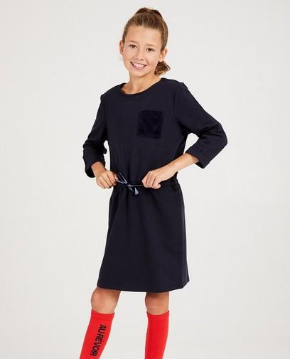 Marineblauwe jurk BESTies