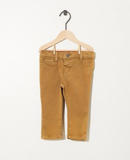 Pantalon brun - avec taille ajustable - JBC