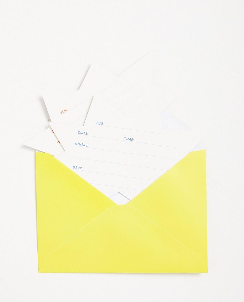 Gadgets - assortment - Invitations