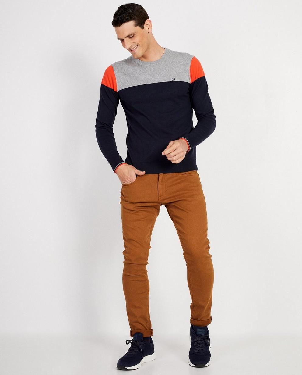 Blauwe skinny JIMMY - verschillende kleuren - JBC NL