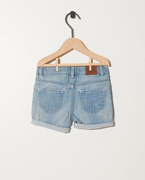Shorten - BLM - Lichtblauwe short