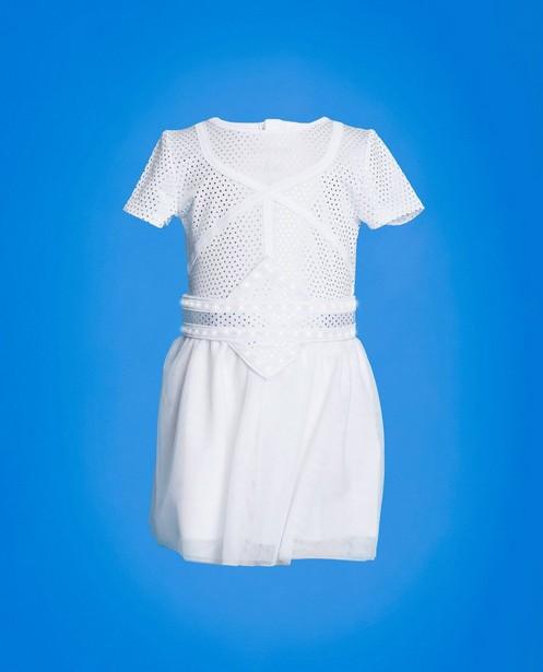 '20 jaar K3'-podiumkleedje (zonder riem) - met stippenprint - K3