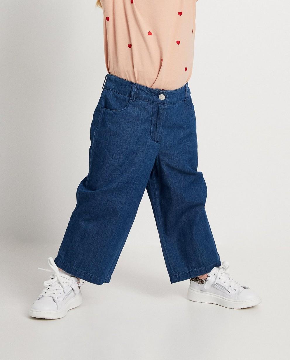 Pantalons - aqua -