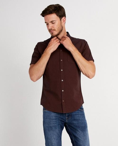 Chemises - bruin donker -