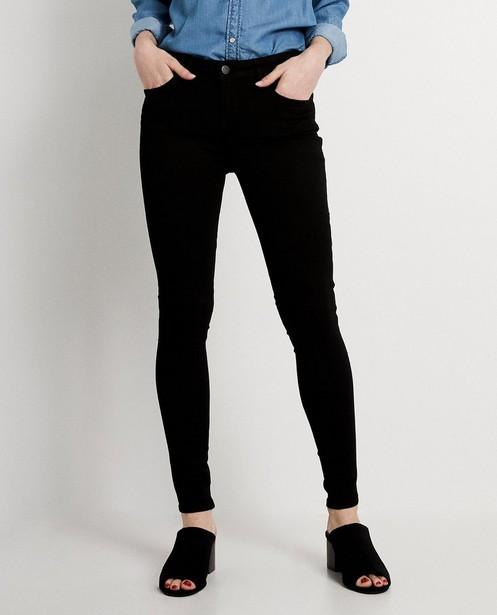 Jeans - ZWM - Zwarte superskinny jeans