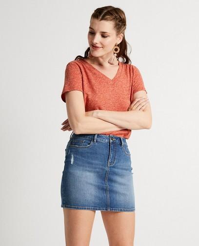 Rood T-shirt Sora