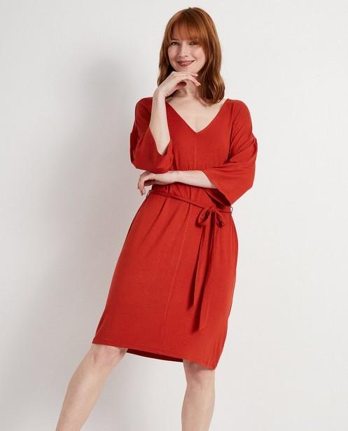 Robes - dark red -