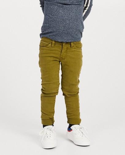 Groene skinny JOEY